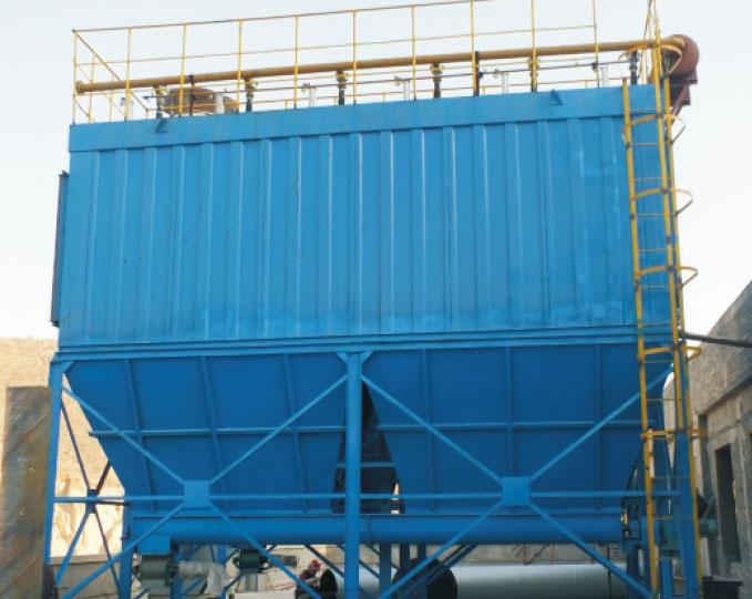 PPDC气箱脉冲布袋除尘器