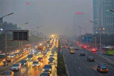 城市大气重污染的成因及来源有哪些